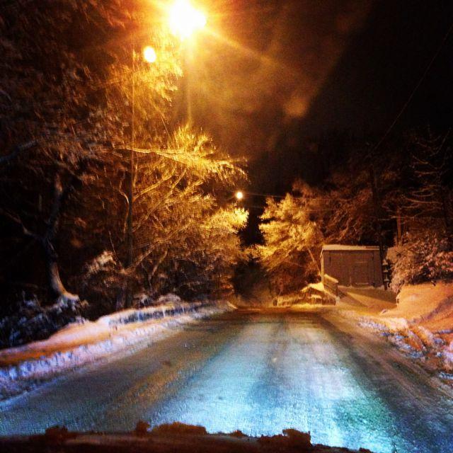 Снежный Владивосток)