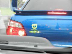 Subaru Maffia!